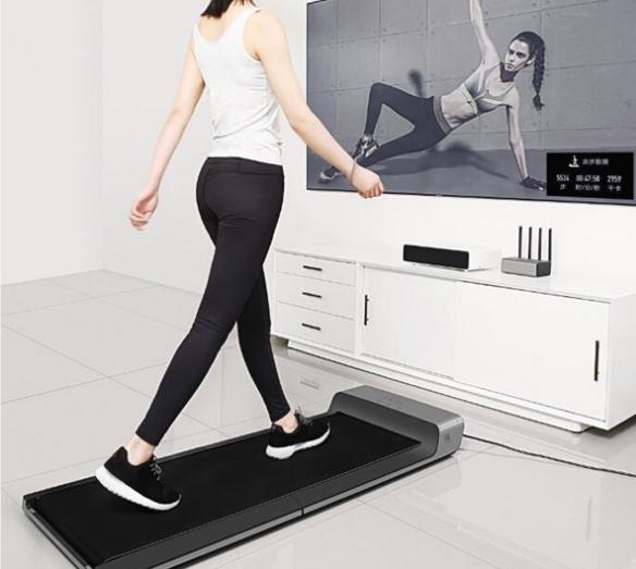 家庭轻运动兴起,WalkingPad走步机带你远离健身办卡套路