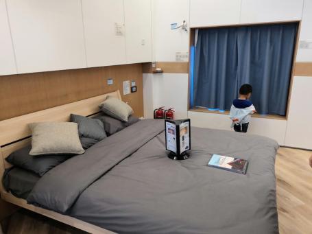 青岛居然之家实测海尔智慧家庭差异化场景之三:卧室-焦点中国网
