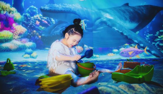 英伦虚拟现实(VR)早教落户石家庄/沈阳,英奇源带来新式科技早教